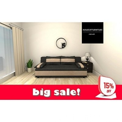 BRAND NEW SOFA BED WERSALKA STORAGE BOX CORNER SAMBOR