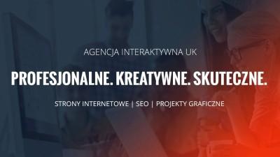 Strony Internetowe UK - Grooveland Designs