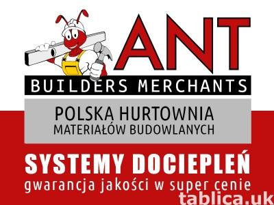 SYSTEMY DOCIEPLEŃ - tylko w ANT BM w super cenach!