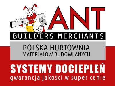 ANT BM - nowoczesne systemy dociepleń i wiele innych towarów