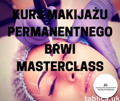 Kurs makijażu permanentnego Brwi Masterclass
