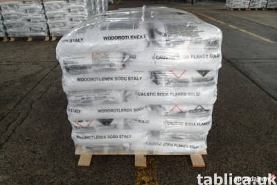 Sodium hydroxide, caustic soda 1000 kg - flakes