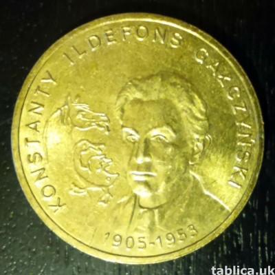 For Sale: a Coin Konstantyn Ildefons Gałczyński