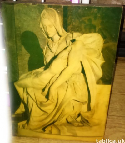 For Sale: Reproduction - Our Lady with Jesus Christ