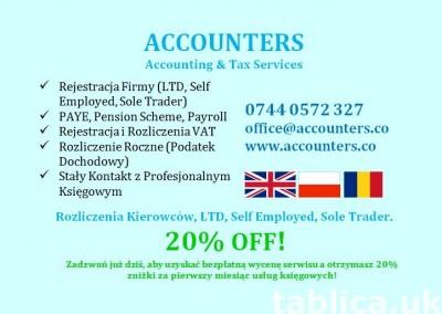 Biuro Rachunkowo-Ksiegowe Accounters Ltd