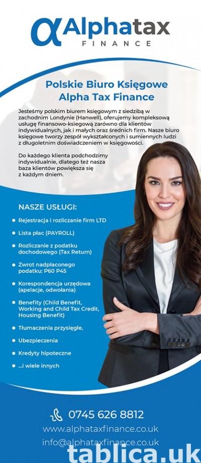 Polskie Biuro Ksiegowe Alpha Tax Ksiegowosc