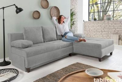 Narożnik,kanapa,sofa do małych pomieszczeń MINI LUX 2