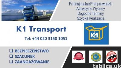 Rabat 25% na przeprowadzki z Londynu do Polski