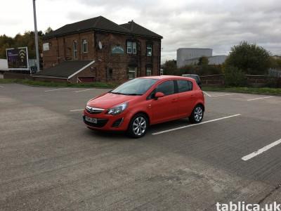 Vauxhall Corsa 1.2 i VVT 16v Excite 5dr