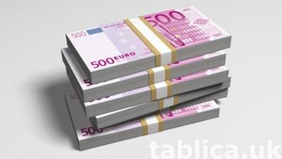 Kredyty i inwestycje prywatne od 6 000 do 750 000 000 zl / E