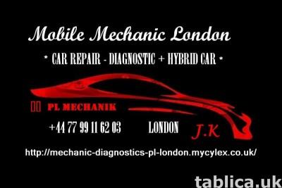 MECHANIK DIAGNOSTYKA DOJAZD +Hybrid