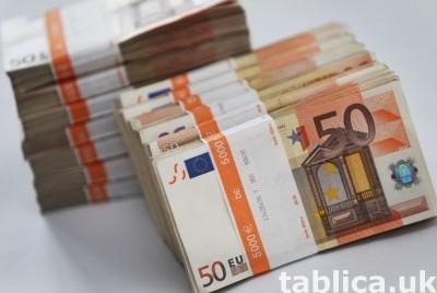 Pozyczki prywatne i inwestycje od 4 000 do 7 500 000 PLN/GBP
