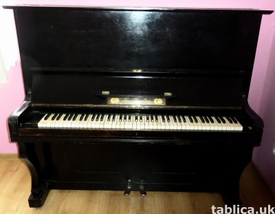 Antique Piano: Fr. Schultze Berlin W. 1827 - 192y WORKS !!!