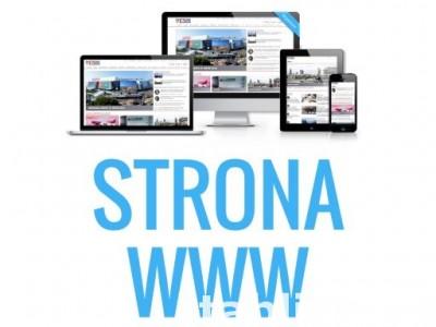Strona Internetowa Atrakcyjna CENA-Tworzenie-Projektowanie