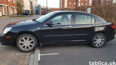 Chrysler Sebring Limited Edition Black 2008