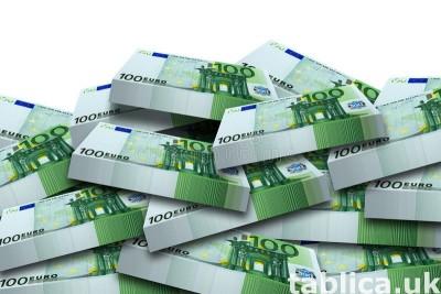 Prywatne pozyczki i prywatne inwestycje od 5 000 do 800 000