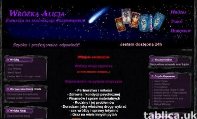 Wróżka Online 24h odp. na maila lub telefon Tarot Wróżby