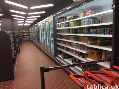 Polski Supermarket w Hadze na sprzedaż.