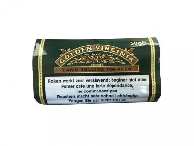 Tytoń Golden Virginia - 50 g. - 6 £ wysoka jakość