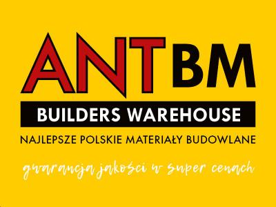 Materiały i narzędzia budowlane - tylko w Hurtowni ANT BM