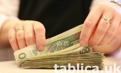 Pomoc Finansowa / Dzialamy na terenie calej Polski