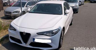 Alfa Romeo Giulia 2.2JTD AT8