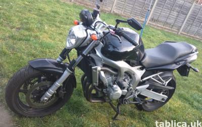 Yamaha FZ6, 8453 mil.