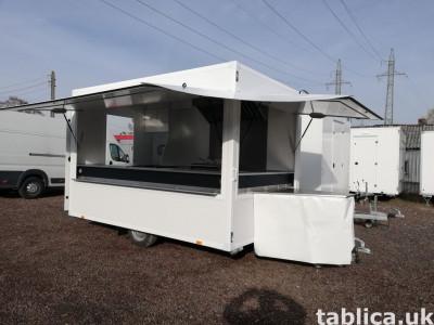IMBISS,Przyczepa Gastronomiczna,Food Truck,Catering Trailer