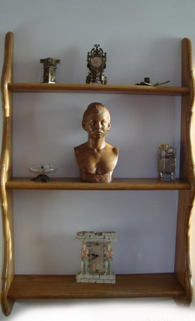 OAK shelf - Solid OAK Wood. NEW !!!