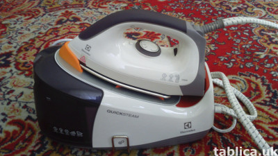 Electrolux Steam Station. NEW !!!
