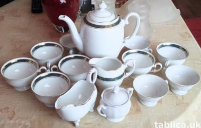 Porcelain For Sale - Quantity: 9 Pieces