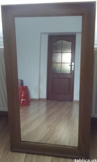 Oak Mirror - Solid Wood !!!