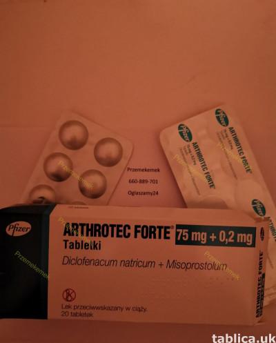 ARTHROTEC FORTE MIZOPROSTOL RU486 sprzedam