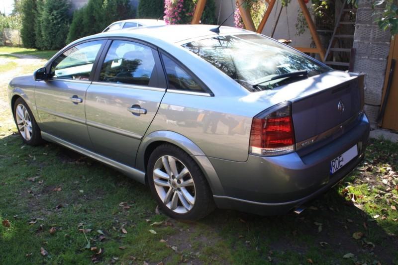 2005 Vectra C SRI NAV 3.0 CDTI 184KM 6