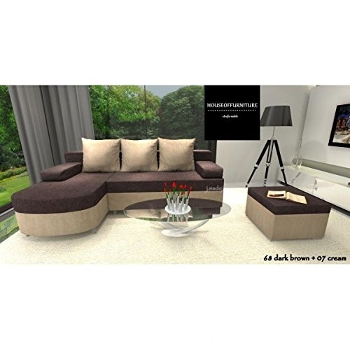 BRAND NEW SOFA BED WERSALKA STORAGE BOX CORNER HELIOS 4