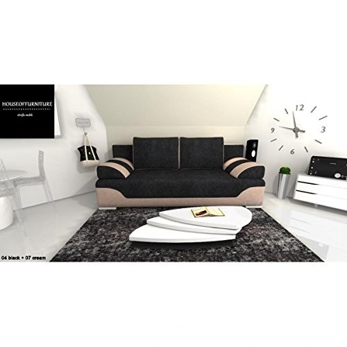 BRAND NEW SOFA BED WERSALKA STORAGE BOX CORNER RYSIU 3