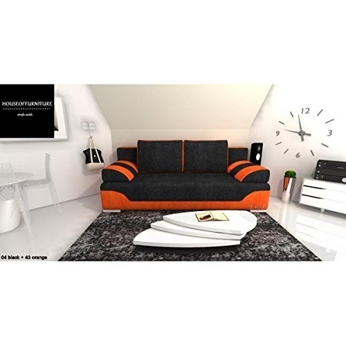BRAND NEW SOFA BED WERSALKA STORAGE BOX CORNER RYSIU 4