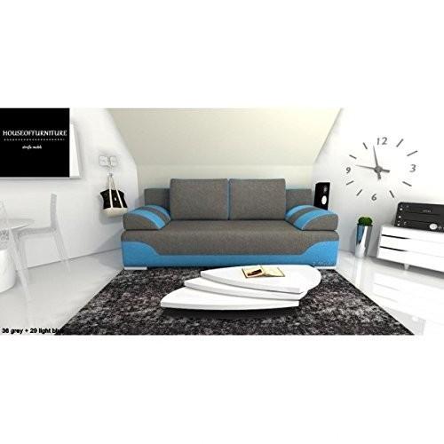 BRAND NEW SOFA BED WERSALKA STORAGE BOX CORNER RYSIU 7