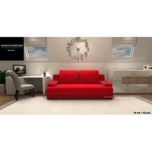BRAND NEW SOFA BED WERSALKA STORAGE BOX CORNER WOJTEK 9