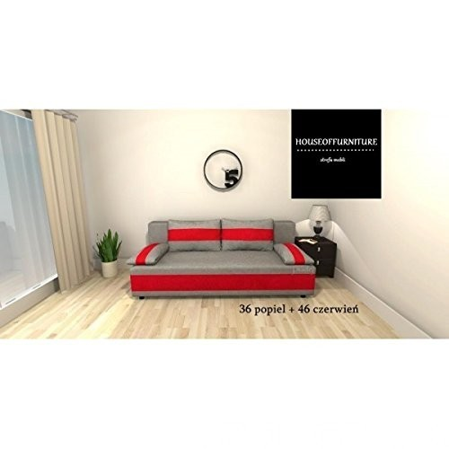 BRAND NEW SOFA BED WERSALKA STORAGE BOX CORNER SAMBOR 2