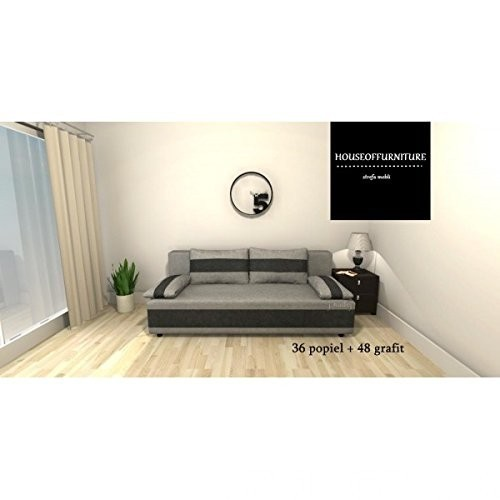 BRAND NEW SOFA BED WERSALKA STORAGE BOX CORNER SAMBOR 3