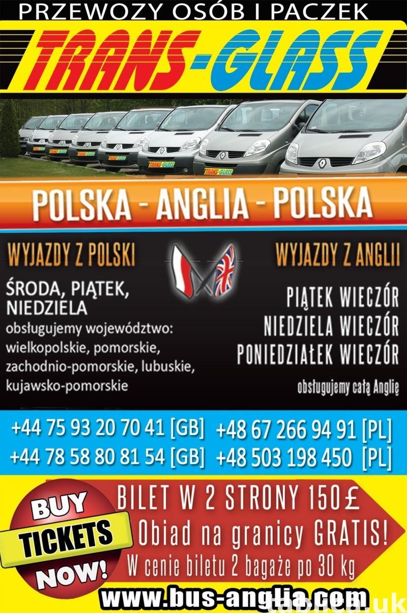 Paczki/Przesyłki/Transport Osób >> DOOR to DOOR<< 1