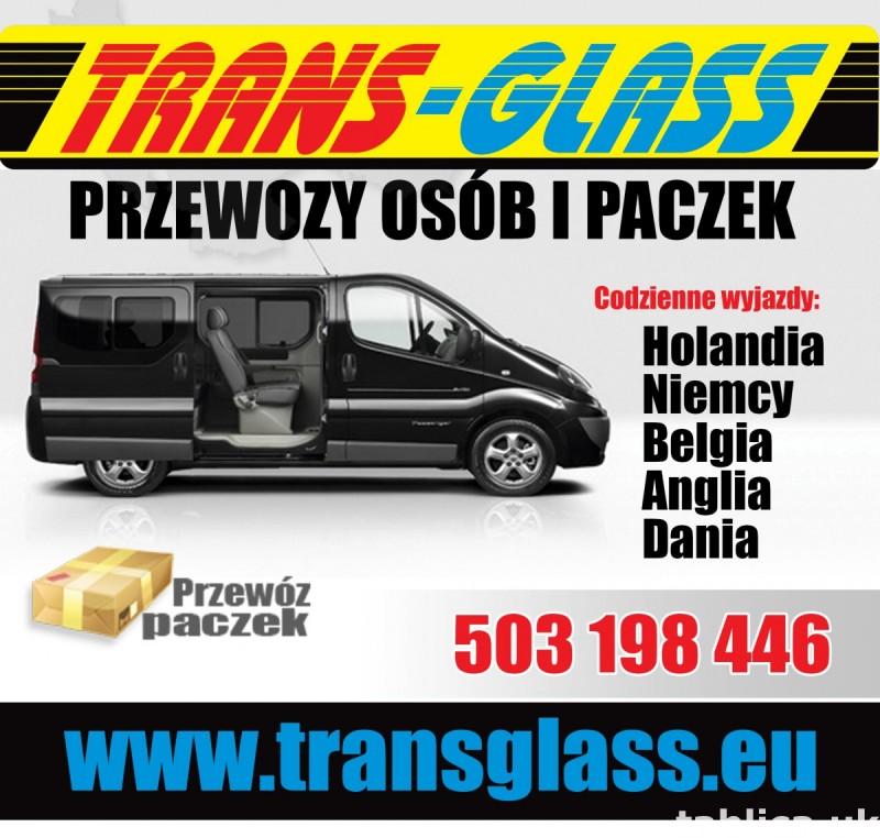Paczki/Przesyłki/Transport Osób >> DOOR to DOOR<< 6