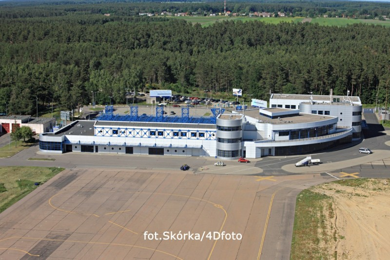 Transfer  lotniska Berlini i Goleniow a Szczecin i okolice. 9