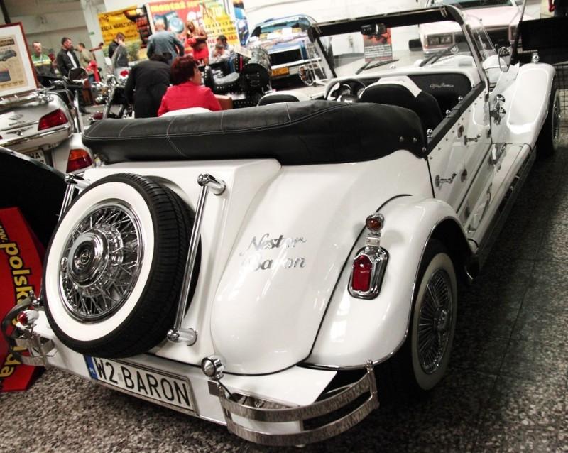 AUTO Samochód do ślubu zabytkowy kabriolet Alfa Romeo Nestor 29