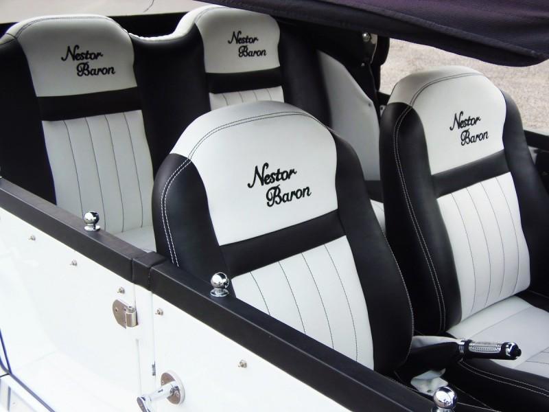 AUTO Samochód do ślubu zabytkowy kabriolet Alfa Romeo Nestor 32