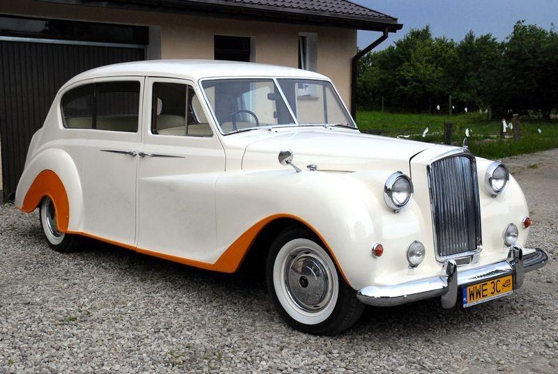 AUTO Samochód do ślubu zabytkowy kabriolet Alfa Romeo Nestor 35