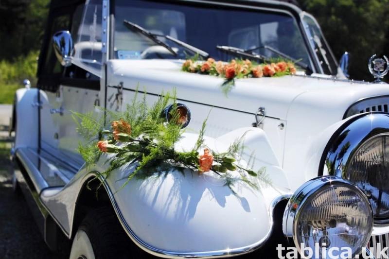 Zabytkowy Kabriolet do ślubu Alfa Romeo Spider Nestor Baron  18