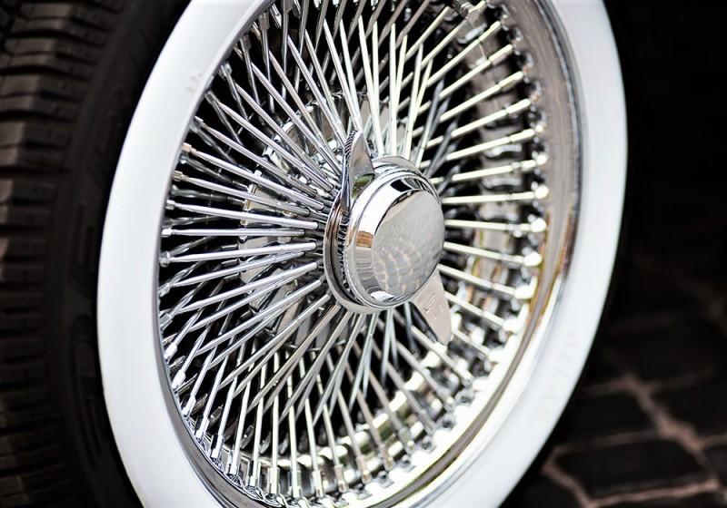 Zabytkowy Kabriolet do ślubu Alfa Romeo Spider Nestor Baron  40