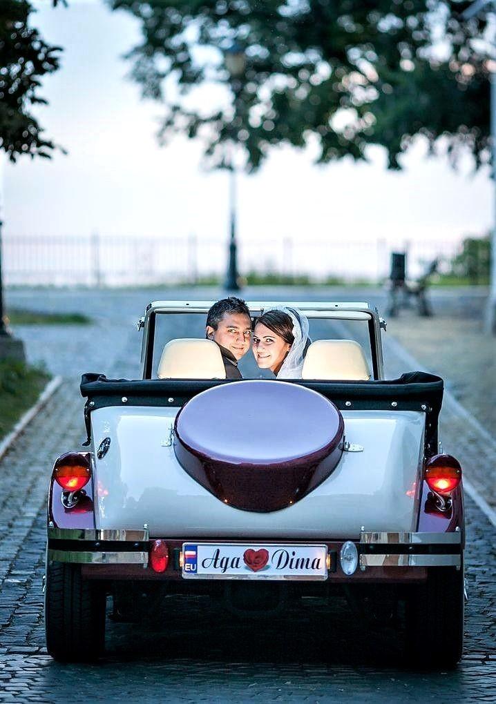 Zabytkowy Kabriolet do ślubu Alfa Romeo Spider Nestor Baron  53